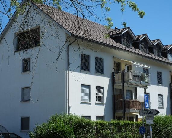 Neubau Mehrfamilienhaus «am Vogteiweg» an der Talackerstrasse in Uster