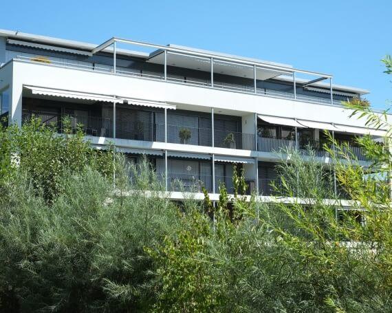 Neubau Überbauung «Am Aabach» an der Forchstrasse in Uster
