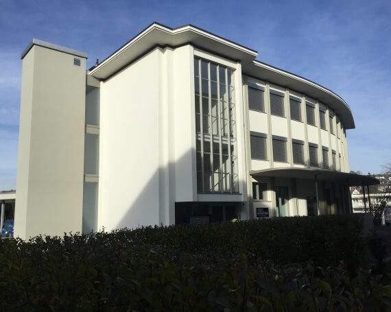 Umbau Wohn- und Gewerbehaus am Brauereiweg in Rapperswil
