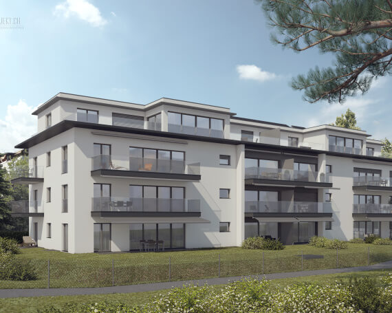 Neubau Mehrfamilienhaus an der Alten Zihlstrasse in Hinwil