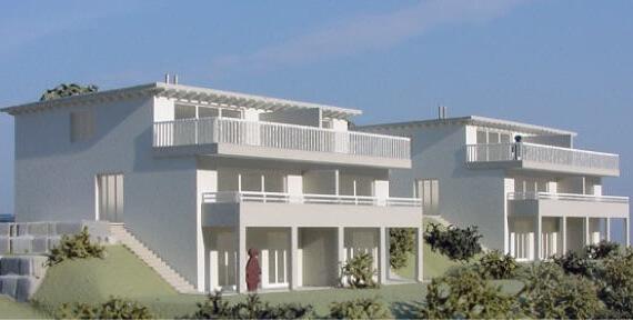 Neubau Überbauung «am Rosenweg » in Männedorf