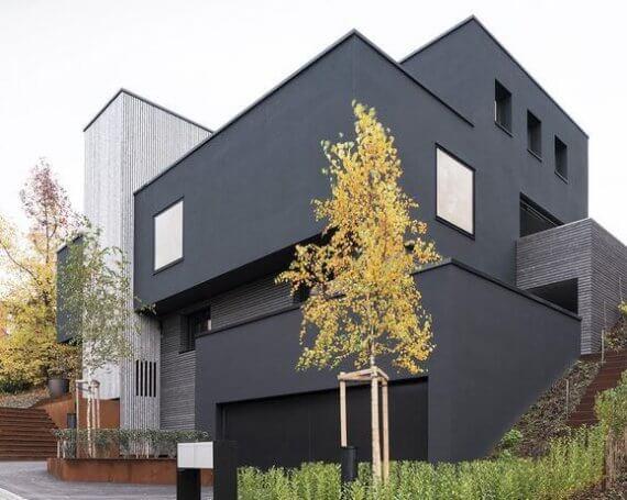 Neubau Einfamilienhaus an der Fluhgutstrasse in Jona