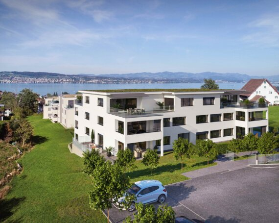 Neubau MFH «SOL» am Bachtelblick in Richterswil