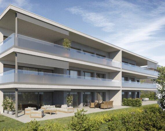 Neubau MFH an der Bachtelstrasse in Rapperswil