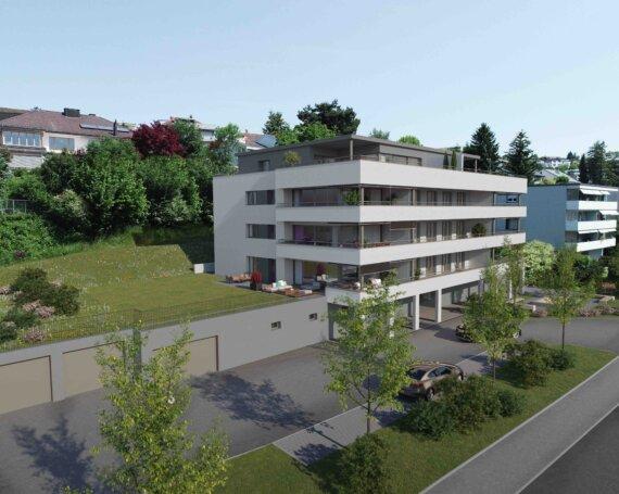 Neubau MFH an der Belsitostrasse in Jona